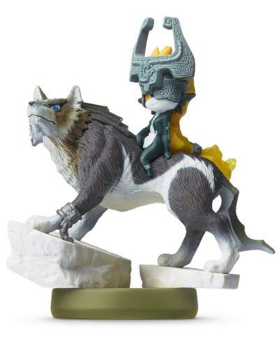 Figurina Nintendo amiibo - Wolf Link [The Legend of Zelda] - 1